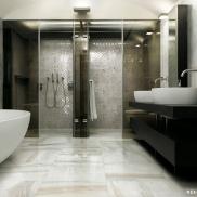 baño moderno Inalco